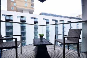 Baltimore Wharf Apartments - Canary Wharf