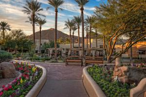 JW Marriott Scottsdale Camelback Inn Resort & Spa, Üdülőközpontok  Scottsdale - big - 93
