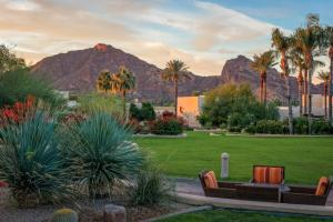 JW Marriott Scottsdale Camelback Inn Resort & Spa, Üdülőközpontok  Scottsdale - big - 21