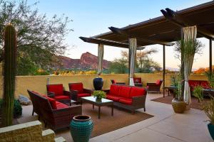 JW Marriott Scottsdale Camelback Inn Resort & Spa, Üdülőközpontok  Scottsdale - big - 31