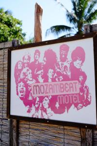 Mozambeat Motel, Hostely  Praia do Tofo - big - 99