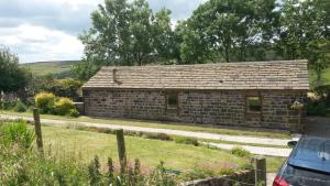 Gibraltar Farm Cottage in Hebden Bridge, West Yorkshire, England