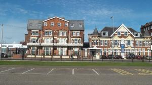 Burlington Palm Hotel in Great Yarmouth, Norfolk, England