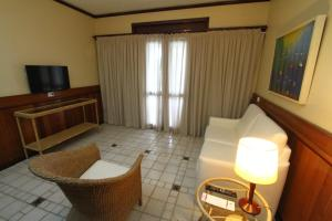 Superior Suite with 1 Double Bed and Balcony (3 Adults)