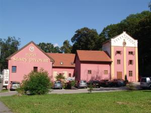 Hotel - Hotel Stary Pivovar