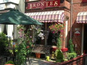 Brontes Guest House in Scarborough, North Yorkshire, England