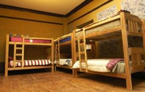 Bed in 14-Bed Dormitory Room