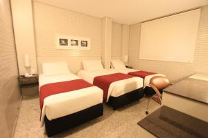Deluxe Triple Room with 3 beds
