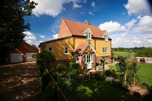 Sunset House Bed and Breakfast in East Harling, Norfolk, England