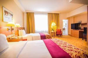 Business Double Room with WiFi and Breakfast