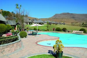 Fairways Gold Crown Resort, Rezorty  Drakensberg Garden - big - 27