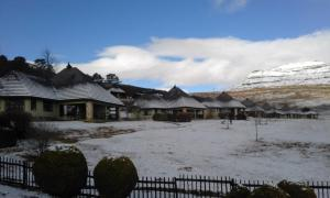 Fairways Gold Crown Resort, Resorts  Drakensberg Garden - big - 7