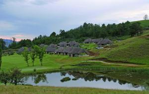 Fairways Gold Crown Resort, Resorts  Drakensberg Garden - big - 19