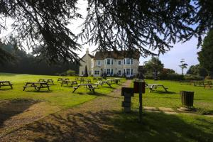 Worplesdon Place Hotel, Hotel  Guildford - big - 33
