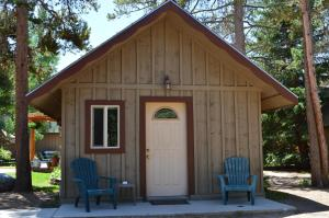 Daven Haven Lodge & Cabins, Chaty v prírode  Grand Lake - big - 19