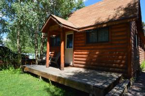 Daven Haven Lodge & Cabins, Chaty v prírode  Grand Lake - big - 12