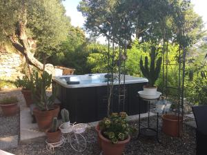 Le Tartarughe B&B, Bed & Breakfast  Magliano in Toscana - big - 76