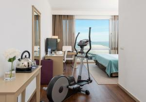 Double Room with Fitness Amenities
