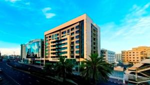 Appartamento Nojoum Hotel Apartments, Dubai