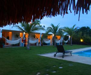 Arganama Guesthouse, Chaty  Playa Coronado - big - 42