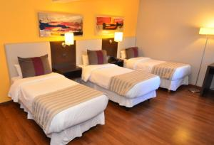 Hotel Bicentenario Suites & Spa room photos