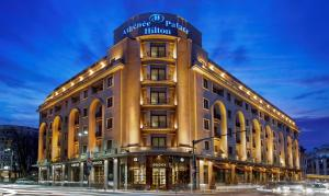 Hotel Athenee Palace Hilton Bucharest, Bucarest