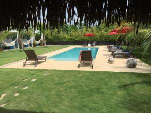 Arganama Guesthouse, Chaty  Playa Coronado - big - 36