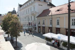 City Spirit Sibiu, Apartments  Sibiu - big - 6