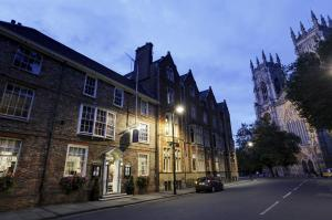 City Centre, Duncombe Place, York YO1 7EF, England.