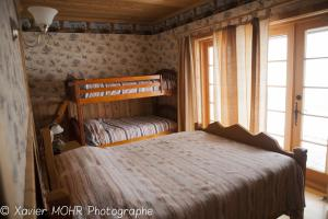 Queen Room with Bunk Beds
