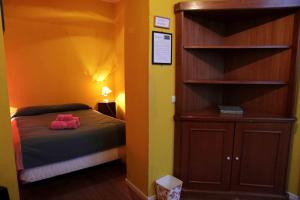 Double Room with Private Bathroom and patio