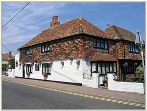 Dr Syns Guest House in Dymchurch, Kent, England