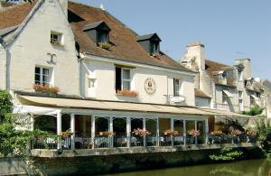 Inter Hotel George Sand, Hotely  Loches - big - 40