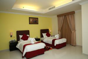 Mirage Hotel Al Aqah room photos