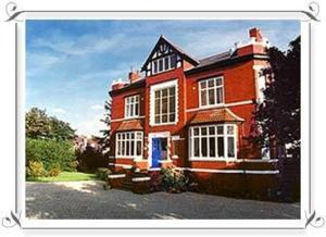 Cambridge House Hotel in Southport, Lancashire, England