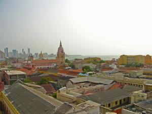 Hotel Casa Tere Boutique, Hotels  Cartagena de Indias - big - 56