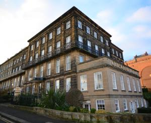The Crescent Hotel in Scarborough, North Yorkshire, England