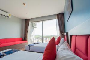 The Blue Hotel, Hotel  Chalong  - big - 54