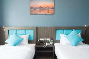 The Blue Hotel, Hotel  Chalong  - big - 59