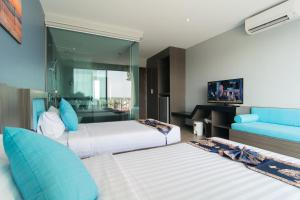 The Blue Hotel, Hotel  Chalong  - big - 60
