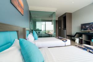 The Blue Hotel, Hotel  Chalong  - big - 62