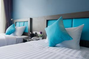 The Blue Hotel, Hotel  Chalong  - big - 65