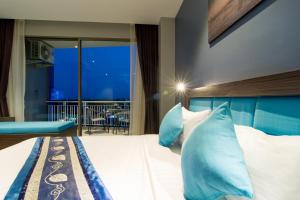 The Blue Hotel, Hotel  Chalong  - big - 25