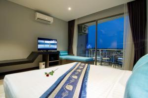 The Blue Hotel, Hotel  Chalong  - big - 24