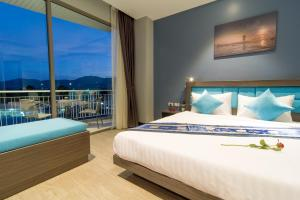 The Blue Hotel, Hotel  Chalong  - big - 23