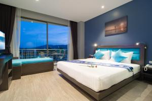 The Blue Hotel, Hotel  Chalong  - big - 22
