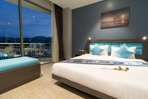 The Blue Hotel, Hotel  Chalong  - big - 21