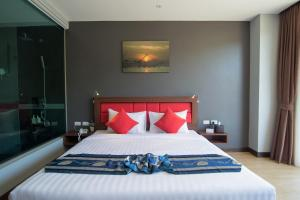 The Blue Hotel, Hotel  Chalong  - big - 12