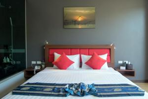 The Blue Hotel, Hotel  Chalong  - big - 10