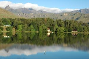 Lake Naverone Holiday Cottages, Rezorty  Drakensberg Garden - big - 84